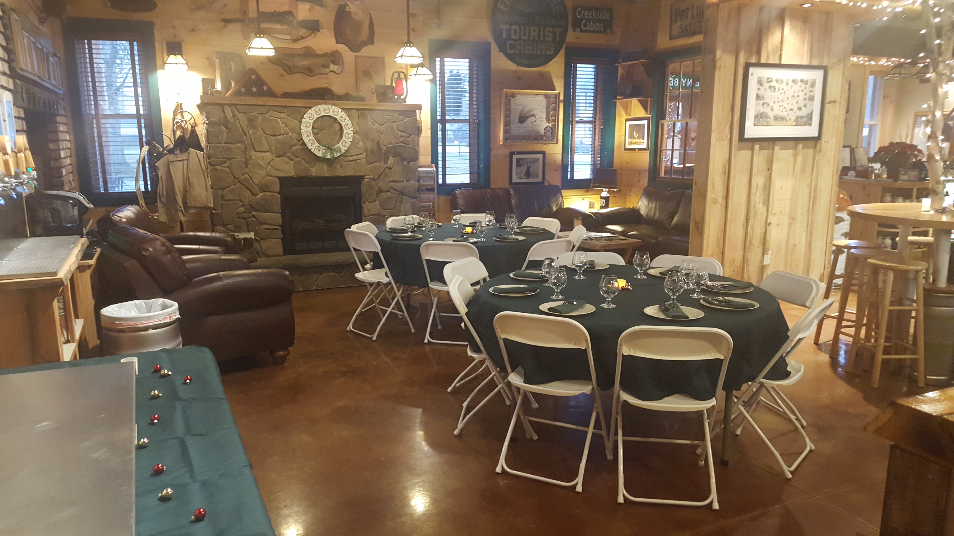rent our tasting room for private events